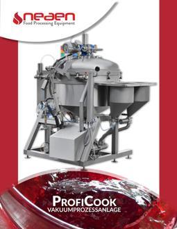 ProfiCook-Vakuumprozessanlage